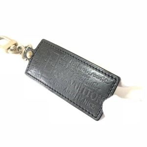 Louis Vuitton Embossed Key Fob Charm 235449